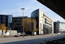 DZ Bank Hannover Speiseausgabe