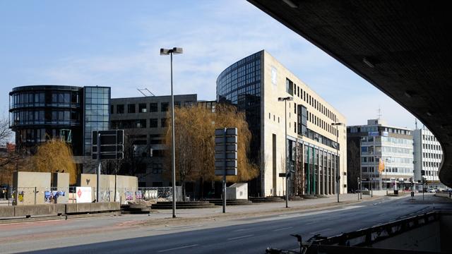 DZ Bank Hannover Speiseausgabe LP 1 - 5
