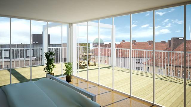 Umnutzung + Aufstockung Bürogebäude Hannover Nordstadt LP 1- 4/5
